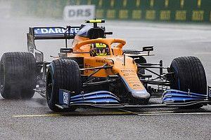 McLaren рассчитывает вернуть мотор Норриса после аварии