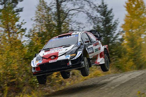 Report WRC: Evans riapre un mondiale già chiuso