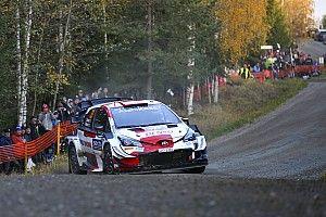 Finlandiya Rallisi: Evans son güne lider girdi, Neuville ralliye veda etti