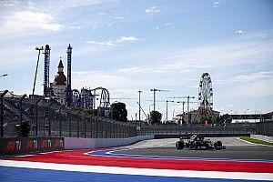 Hasil FP1 F1 GP Rusia: Bottas-Hamilton Bawa Mercedes 1-2