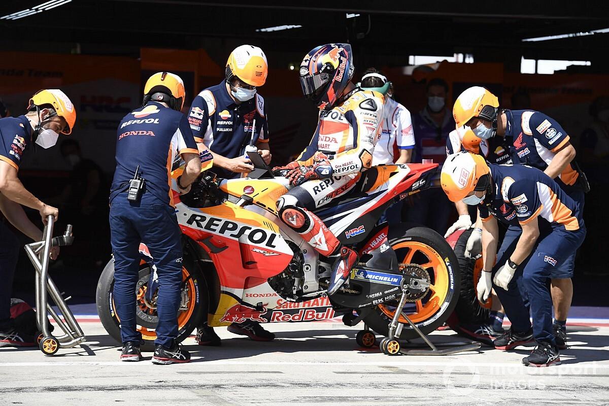 Honda komt niet in aanmerking voor MotoGP-concessies in 2021