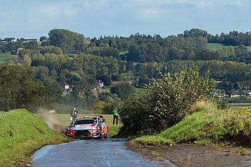 South Belgium Rally odwołany