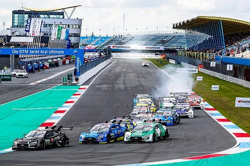 The other fight DTM faces to ensure its survival