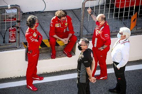 Újabb átszervezés a Ferrarinál: 4 részre osztják a karosszériarészleget