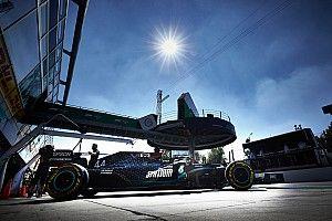 GALERÍA: sábado de F1 en el GP de Italia