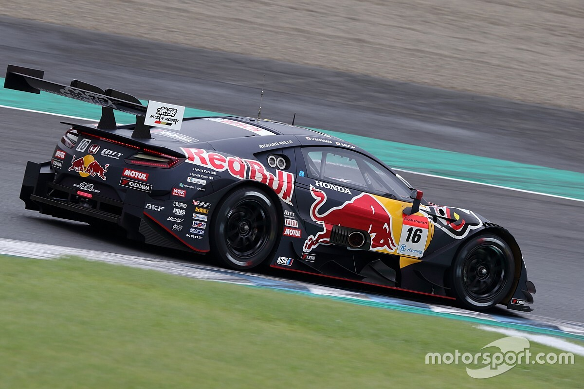 "Motegi podium provides Mugen Honda ""morale boost"""