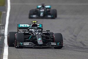 Bottas: Eifel GP win was still possible after Turn 1 mistake