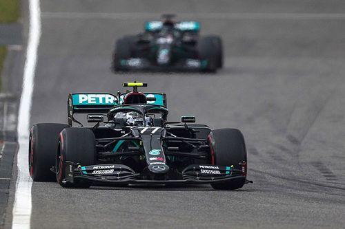 Bottas: Eifel GP win was still possible after Turn 1 mistake