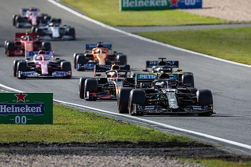 F1: Horner acredita que sistema DED ajudou Hamilton na relargada em Nurburgring