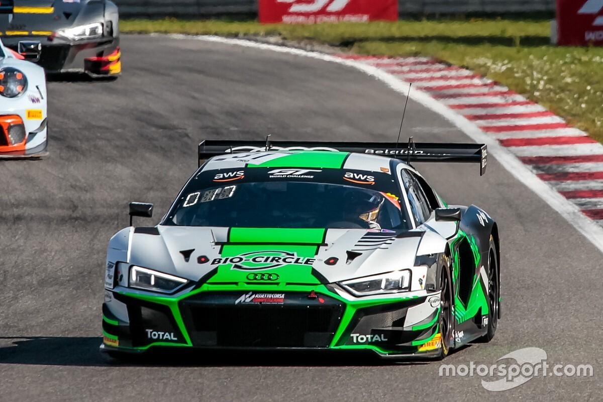 24h di Spa: Audi tiene a casa il trio DTM Rast-Muller-Frijns