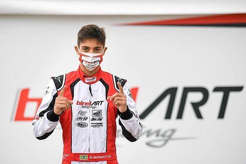 Mundial de Kart: Matheus Morgatto conquista pole em Portimão