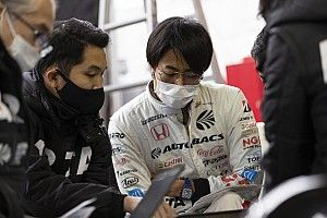 Matsushita not treating Super GT call-up as 2021 audition