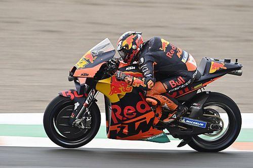 La grille de départ du Grand Prix d'Europe MotoGP