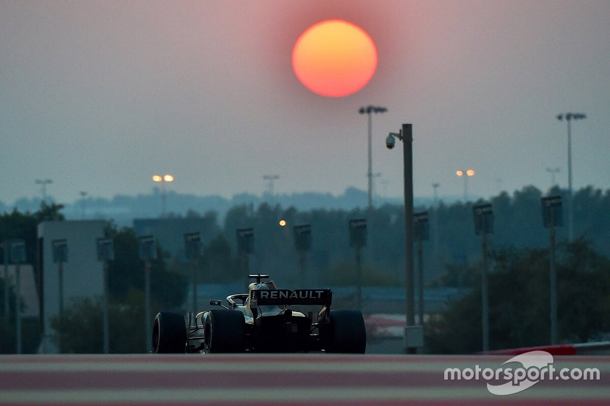 F1, 2021'de sezon öncesi testini üç güne düşürecek