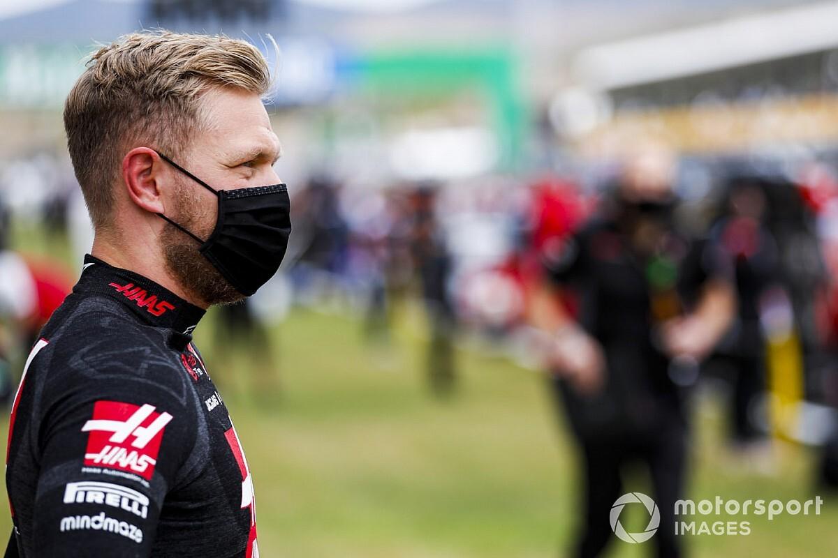"""Magnussen """"ouvert à tout"""" pour l'avenir, notamment à l'IndyCar"""