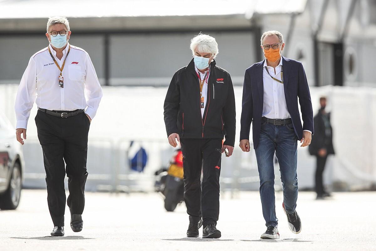 """La F1 veut que les pilotes soient des """"modèles"""" sur les réseaux sociaux"""