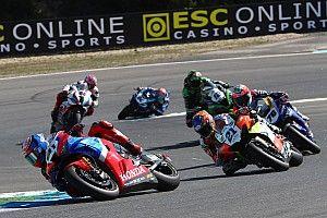 Dünya Superbike Şampiyonası, Estoril yarışının tarihini değiştirdi