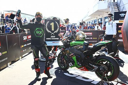 Fotogallery SBK: Jonathan Rea conquista il sesto titolo mondiale