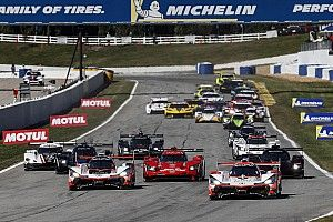 The 23rd annual IMSA Petit Le Mans is underway!