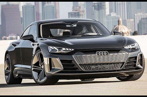 Audi e-tron GT RS, la super berlina elettrica avrà più di 700 CV