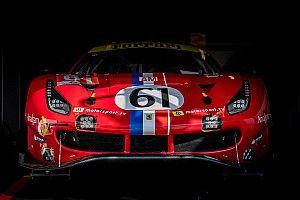 Las primeras fotos de las 24 horas de Le Mans 2020