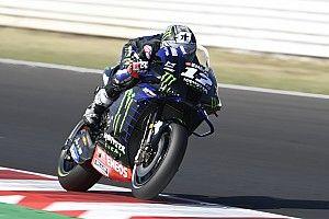 Viñales domineert in kwalificatie GP San Marino, Rossi vierde