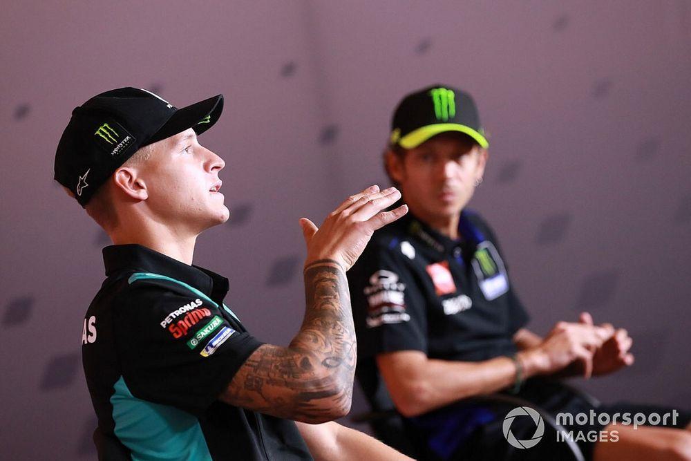"Quartararo: ""Hâlâ şampiyona lideri olmam inanılmaz"""