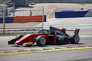 Formula Regional, Red Bull Ring, Libere 1: Pasma in vetta