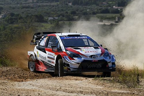 WRC, Rally Italia, PS8: Ogier e Neuville entrano in zona podio