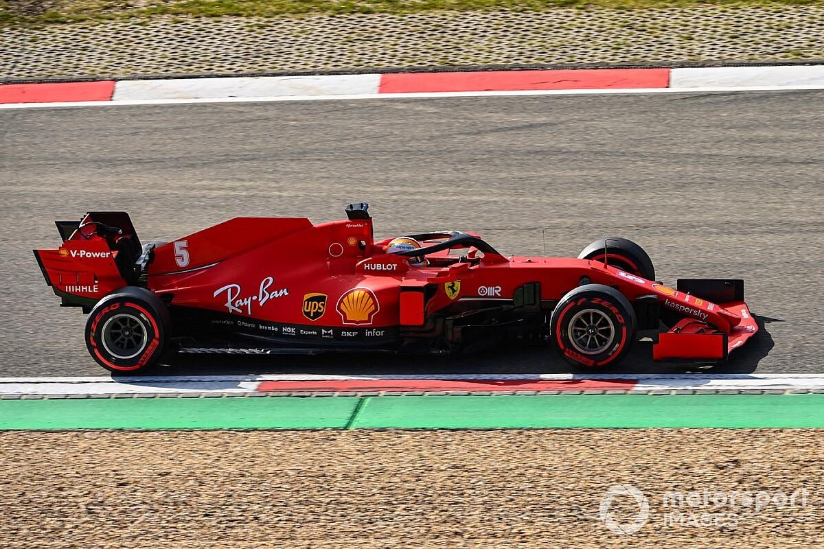 Ferrari gaat tokens inzetten voor ontwikkeling achterzijde auto