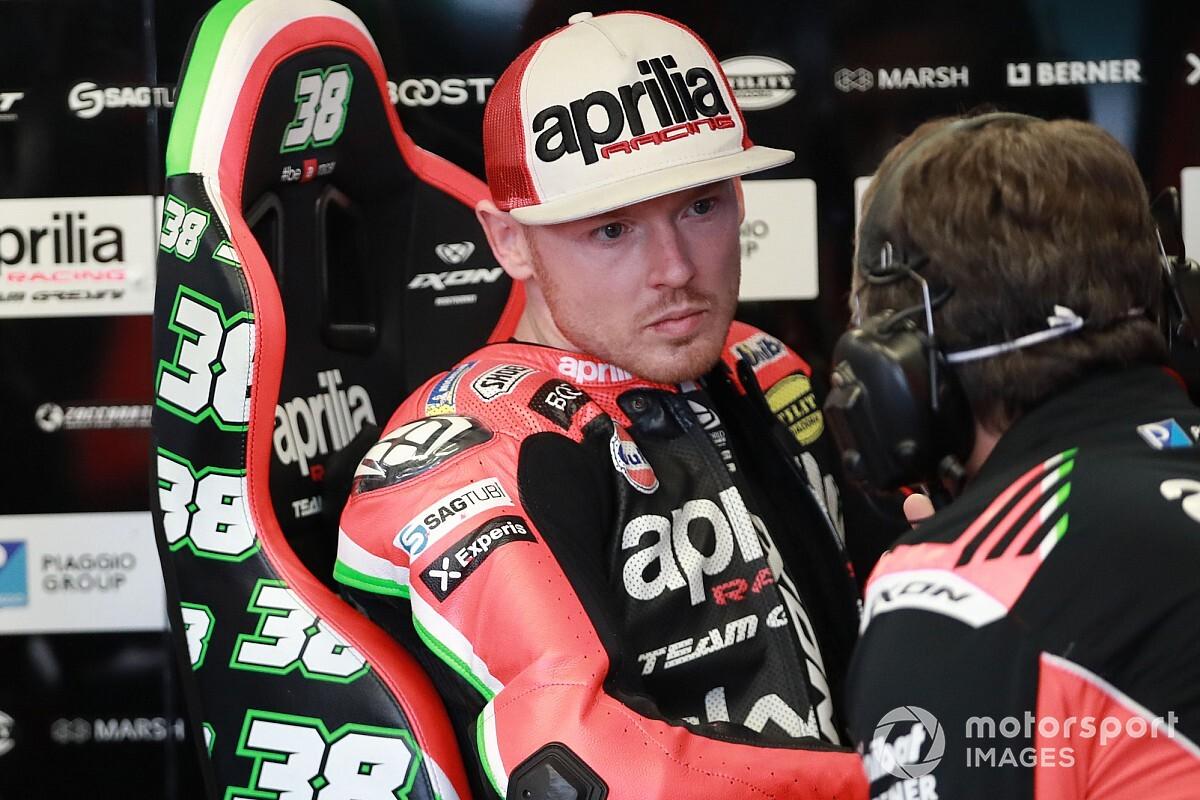 Tunggu Keputusan Aprilia, Smith Bersiap Spanish Superbike