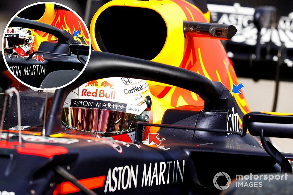 Update package puts Red Bull 'a lot closer' to Mercedes