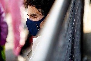 """Racing Point: """"Perez'le çalışmak bir zevkti"""""""