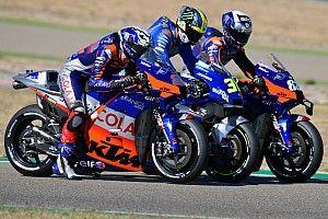 Fotogallery MotoGP: le Qualifiche del GP di Aragon