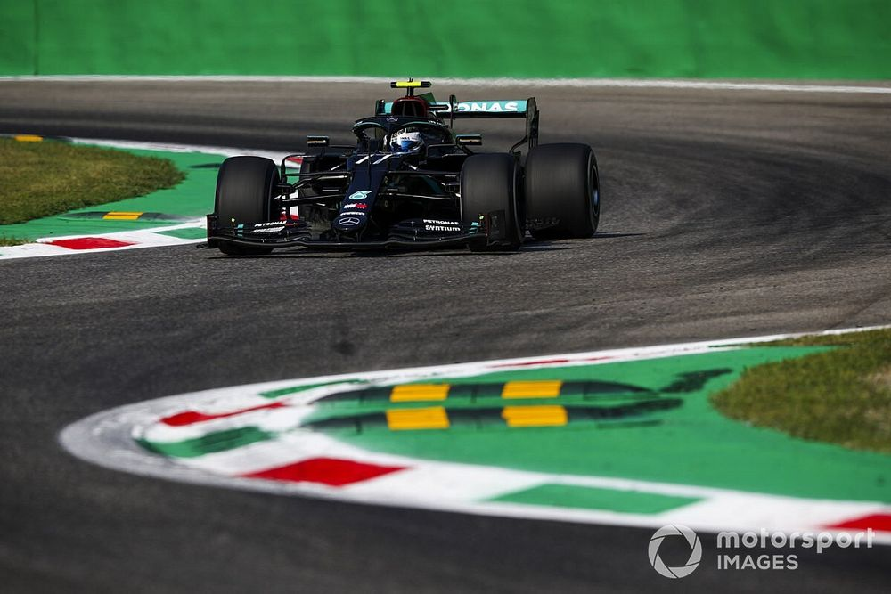 EL3 - Bottas en tête devant les McLaren et Ricciardo