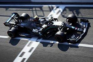 Bottas y los McLaren lideran el aperitivo de los rebufos en Monza