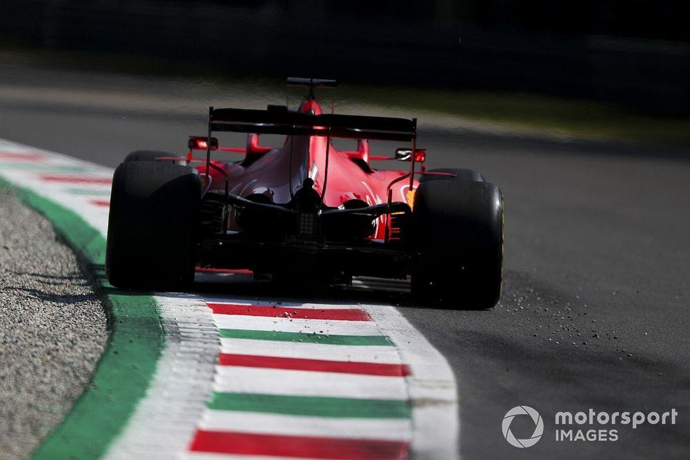 【動画】2020F1第8戦イタリアGPフリー走行1回目ハイライト
