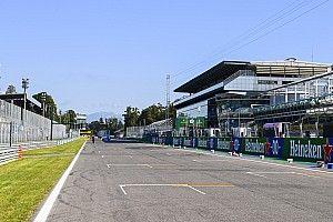 Overzicht van alle polesitters op het circuit van Monza