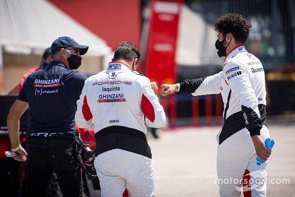 A Imola giro di boa rovente per la Porsche Carrera Cup Italia