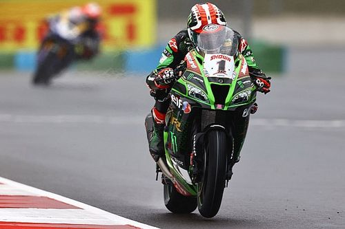 Rea explains Magny-Cours pace dip that delayed title triumph