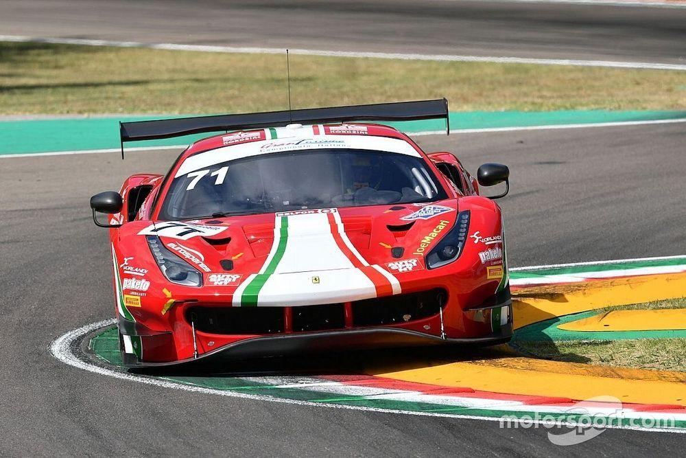 GT Endurance: Imola è un dominio di Ferrari AF Corse