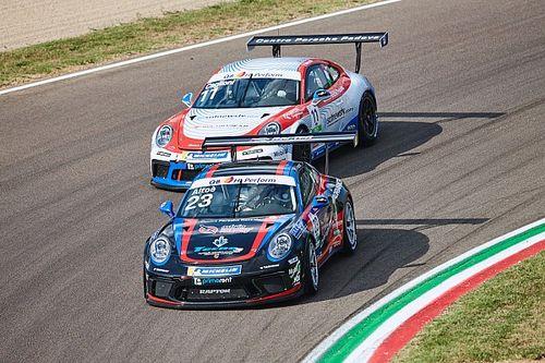 Carrera Cup Italia, Vallelunga. Raptor e Altoè a caccia del salto di qualità