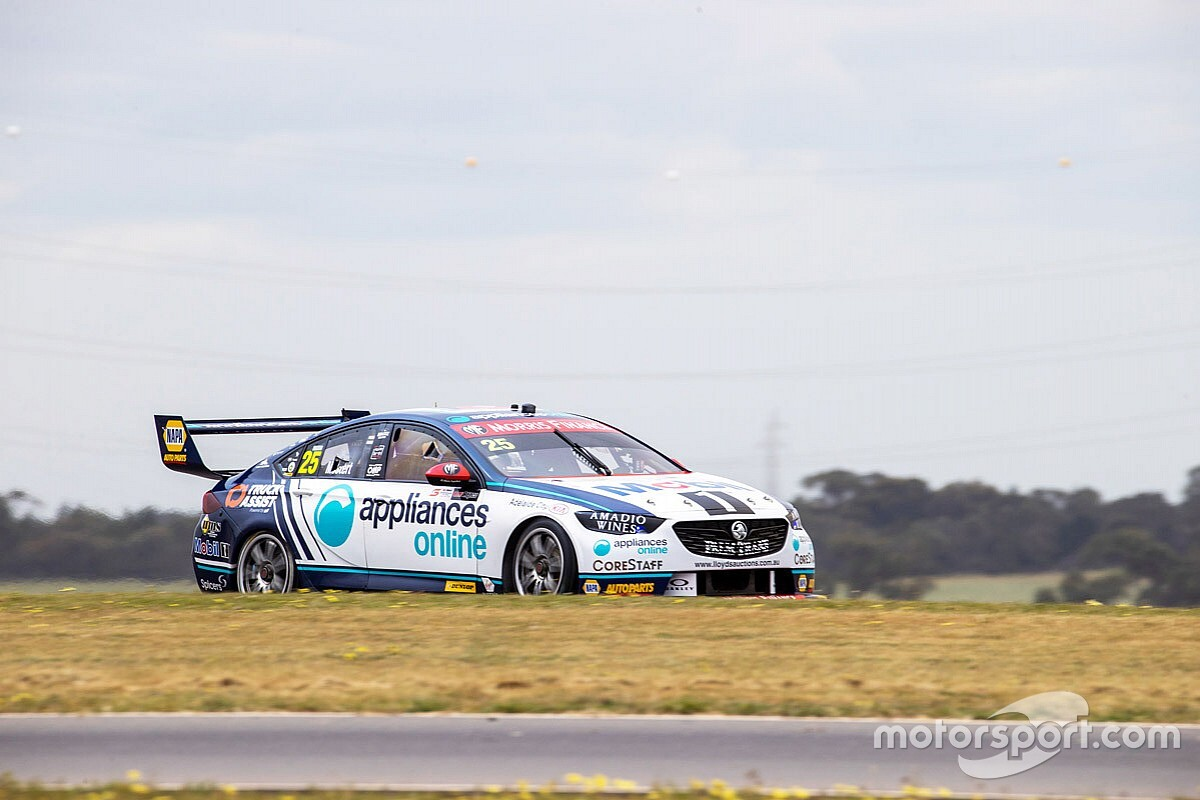 The Bend Supercars: Mostert takes first Holden pole