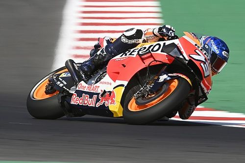 MotoGP, Misano 2, Warm-Up: a sorpresa spunta Alex Marquez