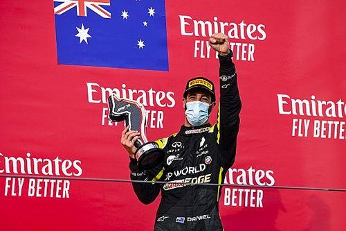 Daniel Ricciardo Akui Sempat Panik Gegara Covid-19