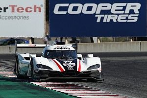 IMSA Laguna Seca: Mazda moves to the top in FP2