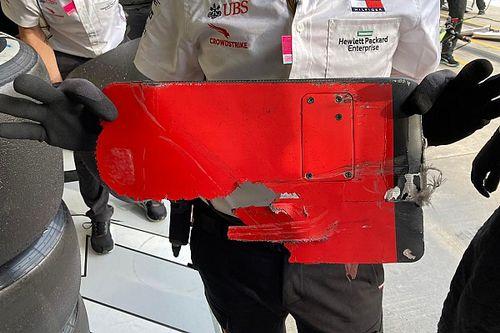 F1: Bottas revela que peça quebrada de Vettel afetou seu assoalho no GP