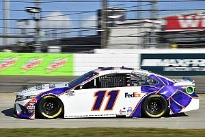 Hamlin narrowly escapes elimination after 'tough' cutoff race