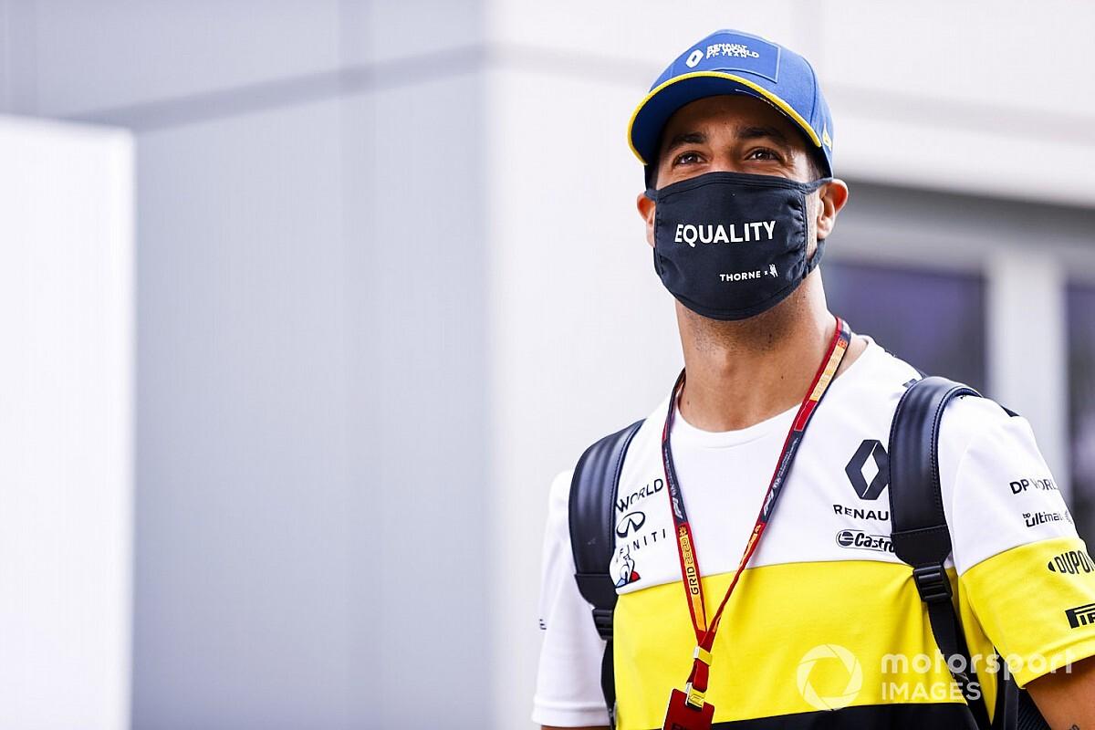 """Ricciardo: """"Il silenzio uno dei problemi nella lotta al razzismo"""""""
