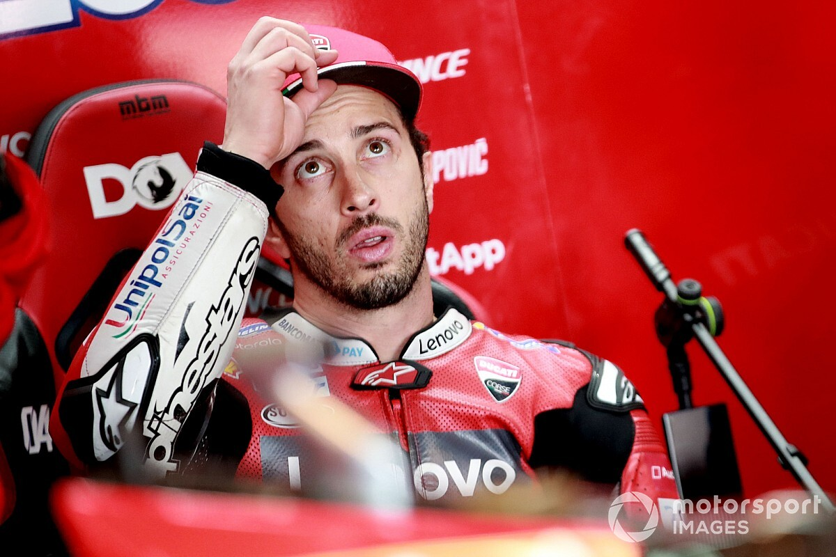 Aprilia set for private MotoGP test with Dovizioso at Jerez